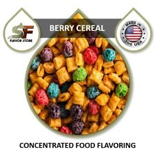 Berry Cereal Flavor Drops Flavoring Concentrate - 1oz/30ml - SageFox - FL070