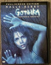 Gothika - Dvd - No Reserve - Halle Berry - Robert Downey Jr - Penelope Cruz