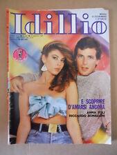 IDILLIO Fotoromanzo n°267 1985   [D31]