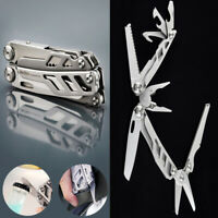 Nextool Stainless Steel 16 IN 1 Multi Pliers Folding EDC Knife Screwdriver Tool