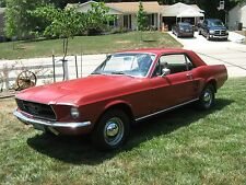 1967 Ford Mustang Sprint Package