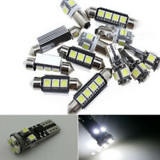 18Pcs Error 12V Car Interior Bulb LED Light Package Kit For Volvo XC90 2003-2011