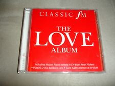 Classic FM The Love Album CD Mozart Piano Sonata In C Bizet Pearl Fishers