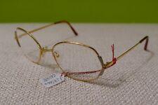 Occhiali eyeglasses LES LUNETTES ESSILOR 000 55-18 135 Vintage