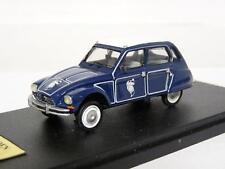 Original Miniatures 1/43 1977 Citroen Dyane Caban Resin Handmade Model Kit Car
