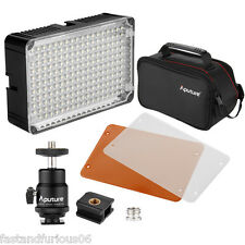 Aputure AL-H198 CRI 95+ New 198 LEDs Fotocamera luce Video with Carrying Bag EU