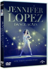 Jennifer Lopez: Dance Again  DVD NEUF