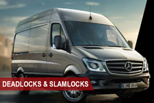 Commercial Vehicle Van Security Dead & Slam Locks Supplied and Fitted MIDLANDS