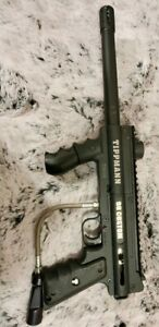 Tippmann 98 Custom Platinum Paintball Marker in excellent condition like nw tipp