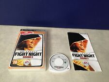FIGHT NIGHT ROUND 3 // EDITION ESSENTIALS // SONY PSP // COMPLET