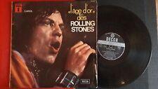 """Vinyle 33T - The Rolling Stones – «L'âge D'or» Des Rolling Stones - Vol 1"""""""
