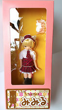 Mama Chapp Toy MINT NRFB BJD Azone Mail Order doll Little Mimiru red kitty