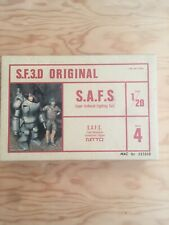SF3D Original 1/20 Kit S.A.F.S Super Armored Fighting Suit Hobby Japan