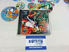 Pulstar NeoGeo CD Japan SNK
