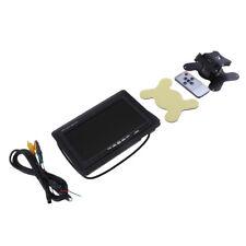 Monitor LCD da 7 pollici TFT per auto, monitor digitale per auto retrovisore