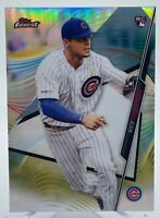 Nico Hoerner 2020 Topps Finest Chrome Refractor Rookie Card CUBS HOT
