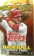 Topps Baseball Series 2 Hanger Box - MLB 2020