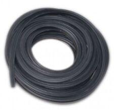 Gummiprofil 3m für Nut 24 x 24 mm für Glasstärke 8 - 10,76mm