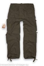 Vintage Hosengröße 40 Herrenhosen aus Baumwolle
