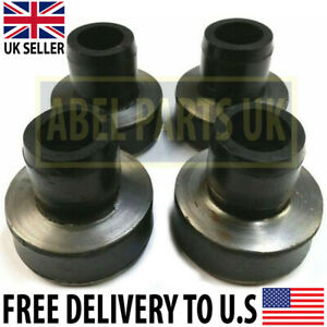 JCB PARTS - ENGINE MOUNTINGS SET OF 4PCS (PART NO. 111/30101)