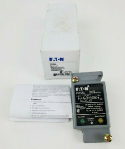 Eaton E51SAL Proximity Limit Switch Sensor Body, New!