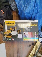 Wagner W 690 FLEXiO Universal Sprayer 630W 240V painting