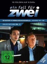 EIN FALL FÜR ZWEI  (COLLECTORS BOX 11-JAHRGÄNGE 1997-1998)  5 DVD  NEU