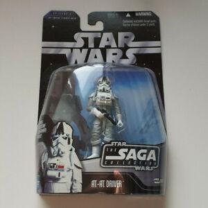 """Star Wars Saga Collection - AT-AT Driver 3.75""""scale"""