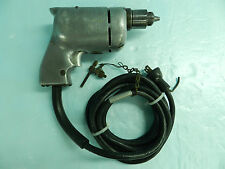VTG ORIG MILWAUKEE HOLE SHOOTER 5/16cap ELECTRIC DRILL MOD #2 A(ircraft WWII ?)