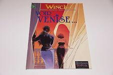 Largo Winch T9 Voir Venise ... EO / Francq / Van Hamme // Dupuis