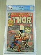 Journey Into Mystery #114 1965 CGC 5.5 • 1st Appearance Absorbing Man