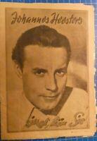 Johannes Heesters singt für Sie 1943 H8448