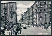 Catania città Foto FG cartolina EE3944