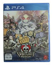 Skull Girls 2nd Encore Sony PlayStation PS4 2016 Asia Japanese Factory Sealed