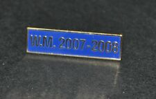 Masonic Breast Jewel Central Middle Date Bars New - Choice of years