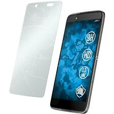 3 x Alcatel Idol 4 Protection Film Tempered Glass clear