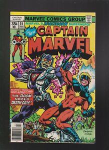 Captain Marvel #55 (Mar 1978, Marvel)