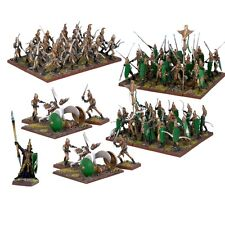 Kings Of War, 2nd Edition: Elf Army (2017 Edition)