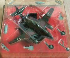 Altaya 1/72 Avion Messerschmitt Me 262A-1a (Luftwaffe). TRES RARE.