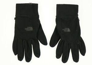 The North Face 272205 Men's Black TKA 100 Glacier Gloves Size L