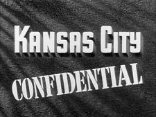 KANSAS CITY CONFIDENTIAL, 1952, John Payne, Lee Van Cleef 'Noir':DVD-R Region 2^