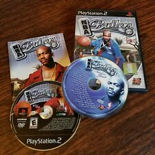 PS2 NBA Ballers Tested CIB with Bonus Buy Exclusive Music CD Audio Trax