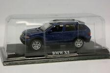 Ixo Presse 1/43 - BMW X5 Bleue