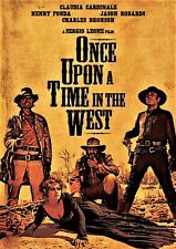 """Once Upon A Time In The West - [Western] - (Dvd) """"Sealed"""""""