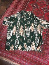 Vintage McGregor Shirt Rayon 1950s Hawaiian