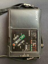 SONY WALKMAN PROFESSIONAL WM-D3 mit externen Stereo-Mikrofon