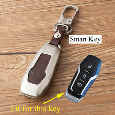 Accessories For Ford Mendeo Mustang Edge Remote Key Case Keyfob Holder Bag Cover
