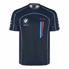 BMW Motorrad mundo Superbike equipo de impresión T Shirt 2020 temporada oficial Apparel