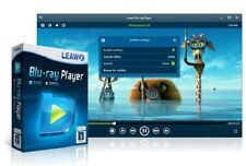 Leawo Blu-ray Player, Play Video,Audio,DVD,BD, MPEG MP4 AVI MOV WMV more++