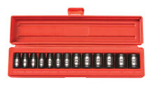 "Tekton 13 Pc. 3/8"" Drive 12-Point Shallow Impact Socket Set METRIC-WARRANTY47916"